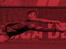 """Andrés Fernández (Osasuna): """"Tengo muchísimo optimismo, pero lo importante es ir paso a paso"""""""