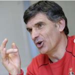Mendilíbar: «De repente estás a tres puntos de Champions y en tres semanas a tres del descenso»