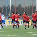 Resultados de las categorías inferiores de Osasuna