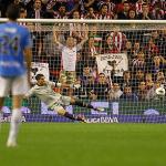 Sólo un penalti a favor en lo que va de Liga