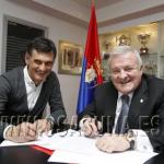Mendilíbar renueva hasta 2013