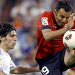 Calleja: «Cuando juegas contra Osasuna le tienes manía, pero cuando estás dentro le coges un cariño increíble»