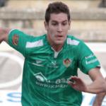 Supuesta oferta de Osasuna por Álex Alegría, delantero del Cacereño