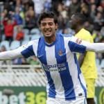 Osasuna podría buscar la cesión de Carlos Vela