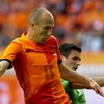Holanda con pie y medio fuera de la Eurocopa
