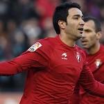 Según la prensa extranjera, Nekounam y Lekic están con un pie fuera de Osasuna