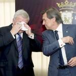 Archanco toma posesión como Presidente de Osasuna