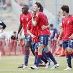 Victoria por 3-2 ante el Logroñés