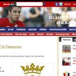 Comunicado de Osasuna sobre los derechos televisivos