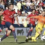 Muñiz regala la remontada al Barcelona