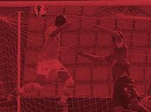 Un pobre Osasuna suma su tercera derrota consecutiva