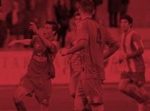 Importante victoria de Osasuna Promesas