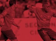 Puntuaciones: Arribas y Loé, goleadores y destacados