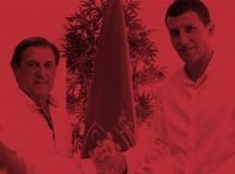 Javi Gracia nuevo entrenador de Osasuna