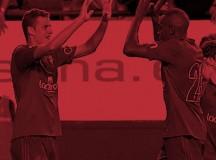 Puntuaciones: Andrés destacó en un mejor Osasuna