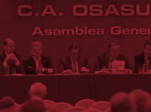 Dimite la Junta Directiva de Osasuna