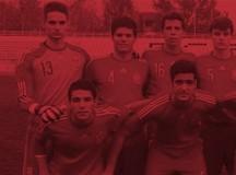 Tajonar presente en la selección nacional