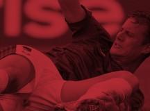 Oriol Riera sufre un esguince de tobillo
