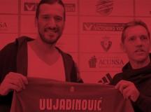 Vujadinovic contento de volver