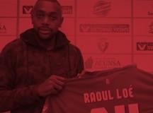 Raoul Loé presentado