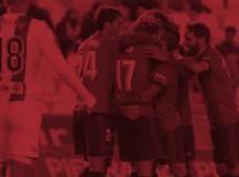 Osasuna vuelve a ganar