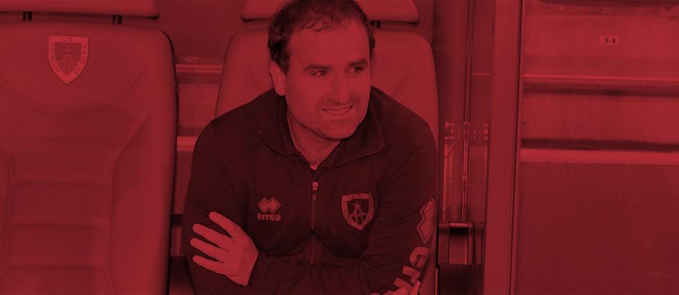 Arrasate nuevo entrenador de Osasuna