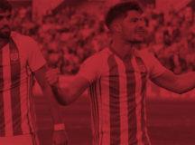 Ante el Recre en Copa