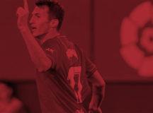 Puntuaciones: Budimir debut y gol