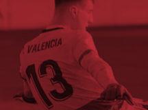 Importante lesión de Pablo Valencia