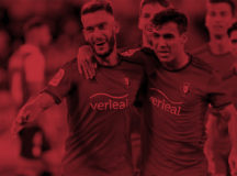 Solvente victoria de Osasuna